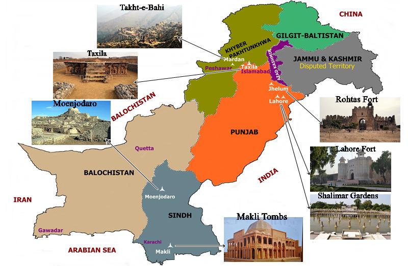 World Heritage Sites Of Pakistan
