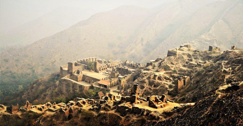 Takht-i-Bahi Monastery and Sahr-i-Bahlol