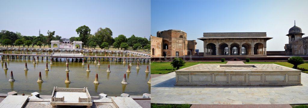 Fort and Shalimar Garden