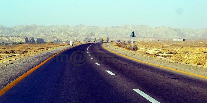 Makran Coastal Highway Balochistan