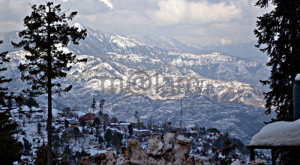 Murree hills