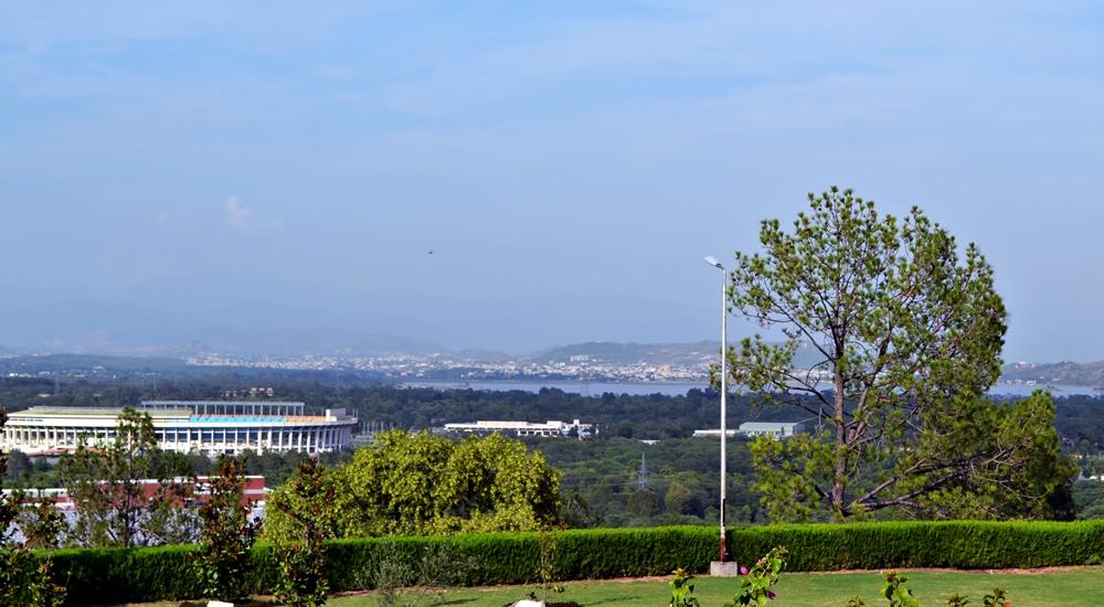 Shakarparian hills