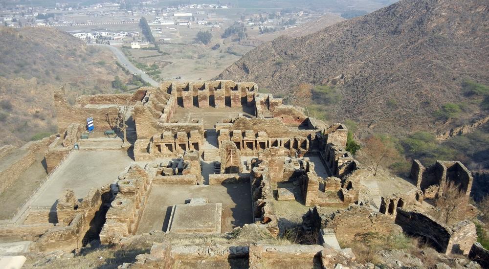 Takht-e-Bahi Monastery
