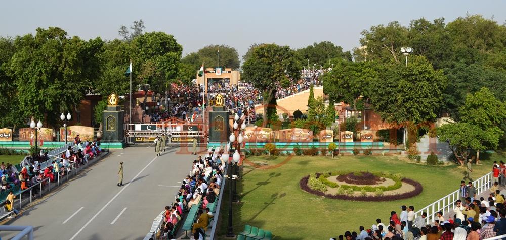 Wahga Border Lahore