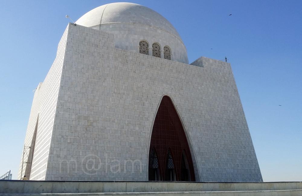 quaid e azam mausoleum