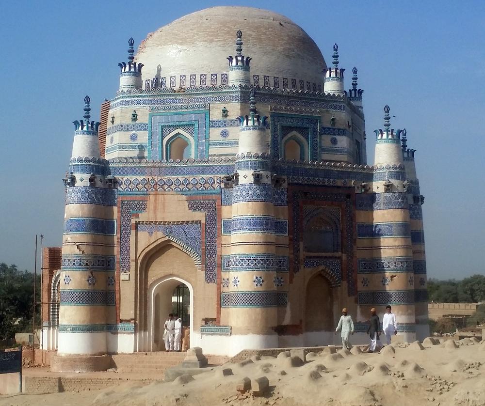Tomb of Bibi Jawindi - Uch Sharif