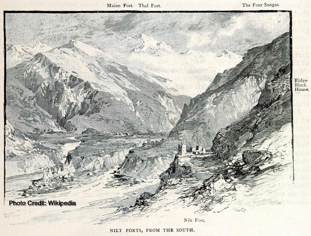 Nilt fort
