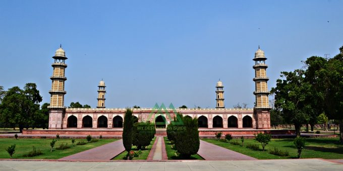 Jahangir's Tomb Lahore