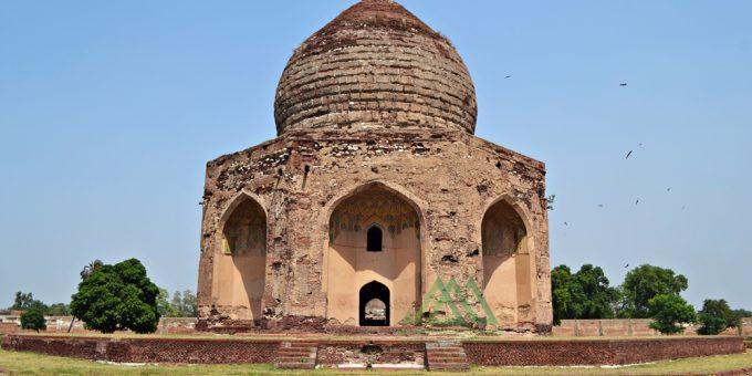 Tomb of Asif Khan