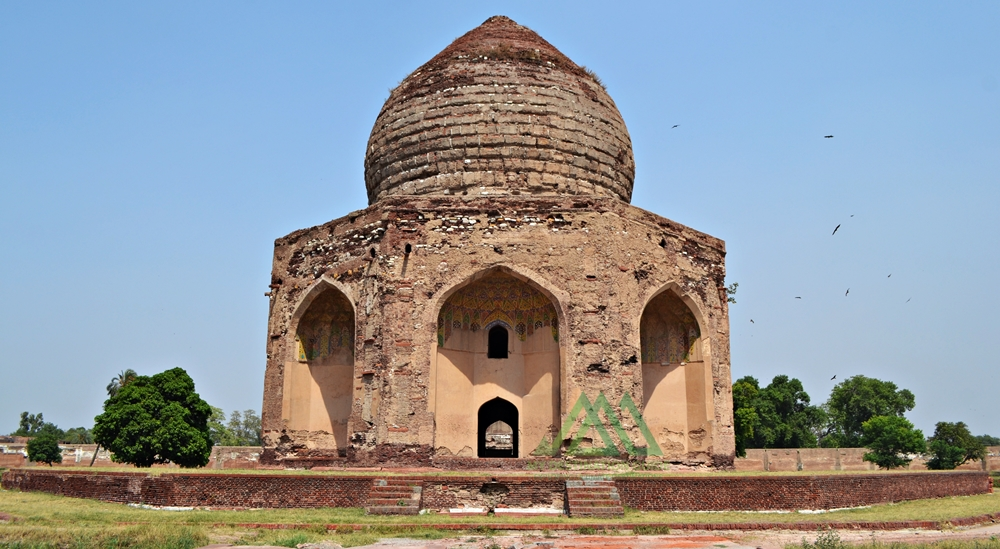 Tomb of Asif Khan