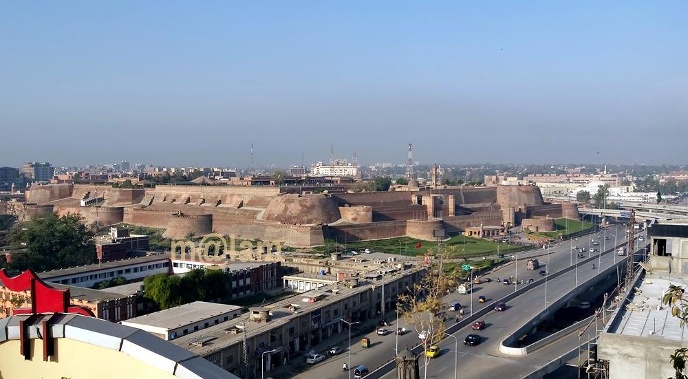 Fort Balahisar