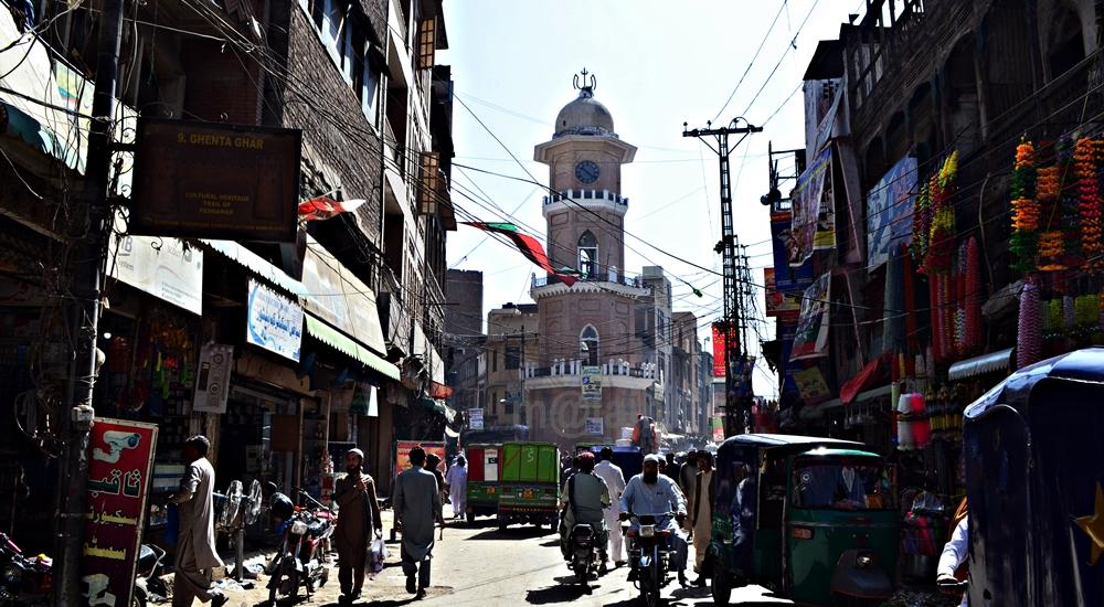 Cunningham Clocktower or Ghanta Ghar