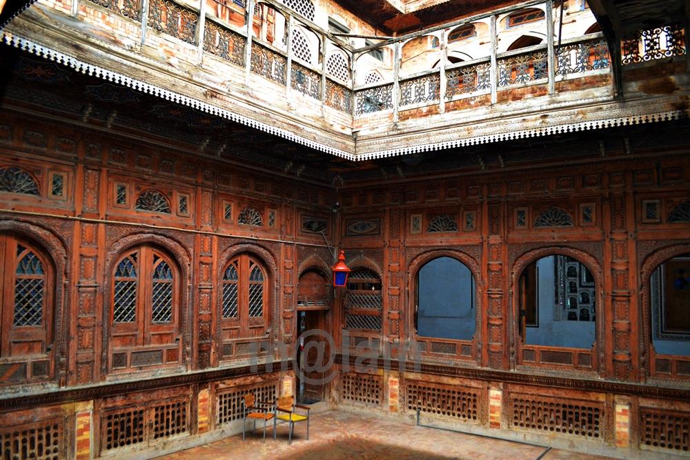 Sethi House Peshawar